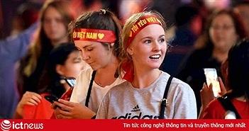 U23 Việt Nam đánh bại Qatar, lưu lượng 3G và 4G nhà mạng tăng gần 350%