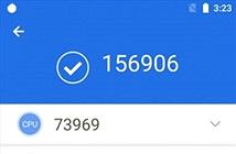 Helio P70 lộ điểm hiệu năng trên AnTuTu: 156.900 điểm, cao hơn Snapdragon 660