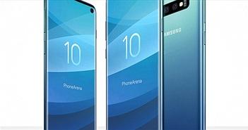 Tiết lộ giá bán Galaxy S10 - thấp hơn nhiều so với iPhone XS