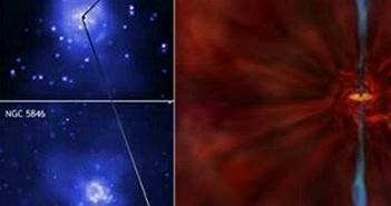 """Lỗ đen quay cực """"khủng"""" quanh trục tạo điều kinh ngạc"""