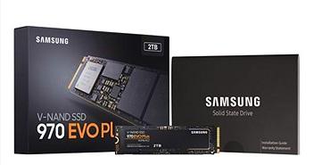 Samsung giới thiệu ổ SSD 970 EVO Plus: tối ưu cho nội dung 4K và game 3D