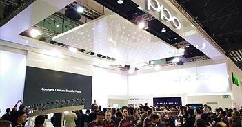MWC 2016: Oppo ra mắt công nghệ VOOC sạc siêu nhanh