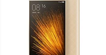 Smartphone cao cấp Xiaomi Mi 5 chính thức trình làng