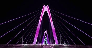 Sun Group đầu tư hệ thống đèn LED thông minh ở cầu Nhật Tân