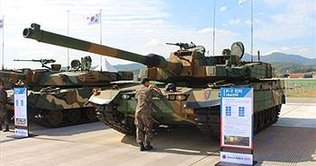 """Hết khó, Hàn Quốc tậu thêm 100 xe tăng K2 """"Black Panther"""""""