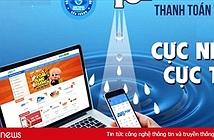 Hướng dẫn thanh toán hóa đơn tiền nước online