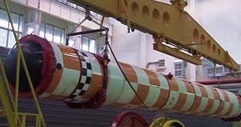 """Mục kích Nga thử nghiệm siêu vũ khí """"Thần Biển cả"""""""