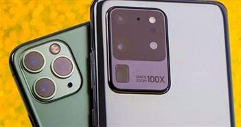 Galaxy S20 Ultra rẻ hơn 1 triệu đồng so với iPhone 11 Pro, chọn smartphone nào đây?