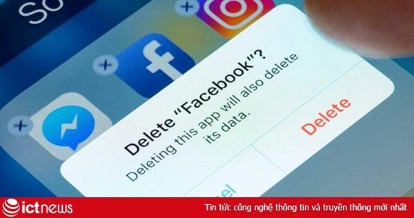 'Mình đã bỏ facebook và cảm thấy rất tuyệt'