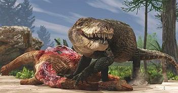 Cá sấu cổ đại: Cỗ máy hủy diệt còn đáng sợ hơn cả khủng long