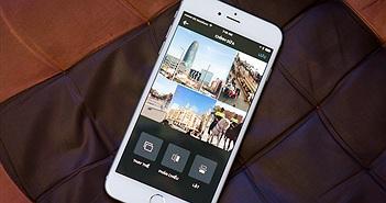 Instagram Layout: ứng dụng ghép ảnh collage đơn giản dành cho iOS, sẽ có cho Android