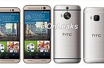 Rò rỉ ảnh render của nguyên mẫu HTC One M9+, màn hình 5,2, to hơn M9