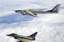 Không máy bay nào của Anh đọ được với Tu-160M Nga