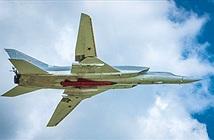Tu-22M3 mang tên lửa diệt tàu sân bay