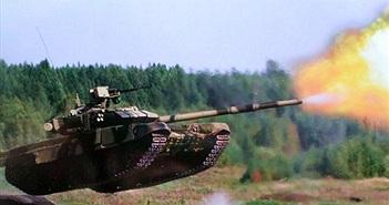 [VIDEO] Xe tăng chủ chiến T-90 phô diễn sức mạnh hoành tráng