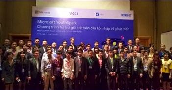 Microsoft đầu tư 3 triệu USD phát triển kỹ năng công nghệ cho giới trẻ Việt Nam