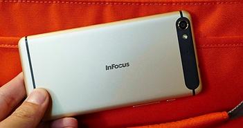Trên tay Infocus V5/M560, điện thoại FullHD 2.59 triệu đồng