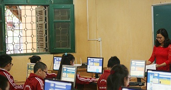 Hơn 4.000 học sinh vượt qua vòng Quốc gia cuộc thi Global ViOlympic