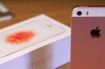 Mở hộp iPhone SE đầu tiên trên thế giới