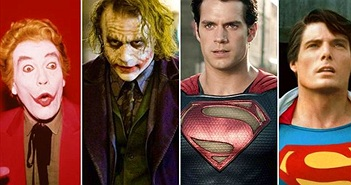 Batman v Superman: Kế thừa di sản The Dark Knight và Man of Steel