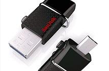 SanDisk ra mắt lưu trữ USB Drive 128GB, giá 1,2 triệu đồng
