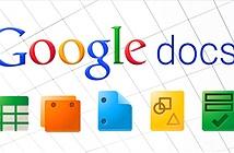 Hướng dẫn tạo bảng, xóa bảng trong Google Docs
