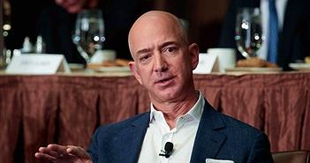 Liệu CEO Amazon có thể trở thành người giàu nhất thế giới?