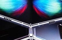 Vì sao Samsung chọn màn hình gập vào trong cho Galaxy Fold?