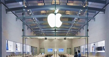 """Apple Store liên tục bị trộm """"ghé thăm"""""""