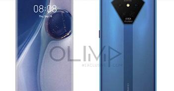 Huawei Mate 40 Pro quá đẹp, mê mẩn hơn iPhone 12