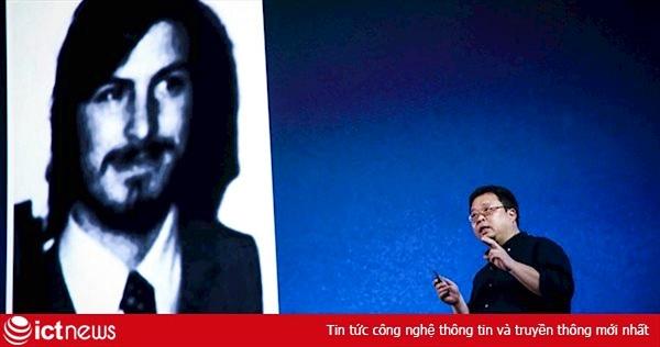 CEO Trung Quốc từng tuyên bố sẽ mua lại Apple đổi nghề livestream bán hàng qua mạng
