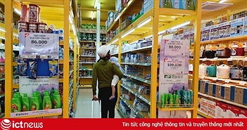 Đi chợ online: Không chỉ tiện lợi mà còn thúc đẩy thanh toán không dùng tiền mặt