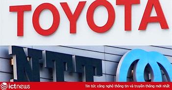 Toyota và nhà mạng Nhật làm dự án thành phố thông minh 1,8 tỷ USD