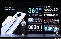 Redmi K30 Pro ra mắt: Snapdragon 865 rẻ nhất, quay 8K, giá từ 420 USD