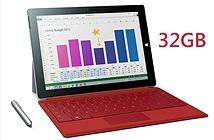 Microsoft ra mắt bản Surface 3 với bộ nhớ trong 32GB dành cho các cơ sở giáo dục