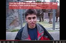 Truy tìm đoạn video đầu tiên được tải lên YouTube
