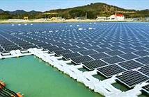 Nhà máy điện Mặt Trời nổi ở Nhật Bản
