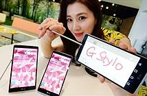 LG ra mắt G Stylo hỗ trợ thẻ nhớ ngoài 2TB