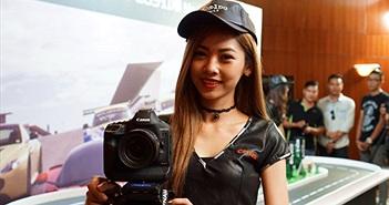 Canon 1D X Mark II ra mắt thị trường Việt giá từ 129 triệu