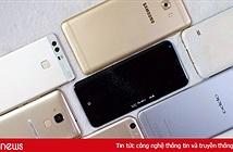 Galaxy S8 nhìn thế nào khi đặt cạnh các smartphone khác?