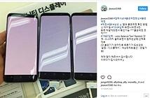 Consumer Reports: màn hình của Galaxy S8 ám đỏ không phải là vấn đề quá lớn