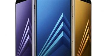 Chân dung Galaxy A6+ vỏ kim loại xuất hiện trong bộ ảnh mới nhất