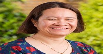 Người phụ nữ Việt được thế giới vinh danh trong lĩnh vực môi trường