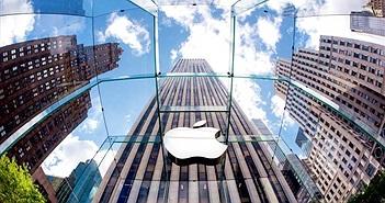 Apple có tầm ảnh hưởng trong xã hội Mỹ cao hơn cả Microsoft và Facebook
