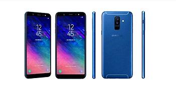 Lộ hình ảnh dựng Galaxy A6/A6+, thân kim loại như dòng Galaxy J