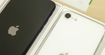 Ảnh thực tế iPhone SE 2020 xách tay đầu tiên tại Việt Nam