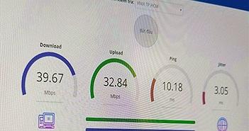 Nhà mạng nào có tốc độ Internet nhanh nhất tại Việt Nam?
