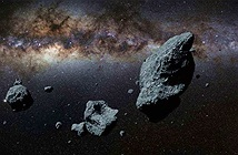 Hệ Mặt trời có thể từng cướp 19 tiểu hành tinh