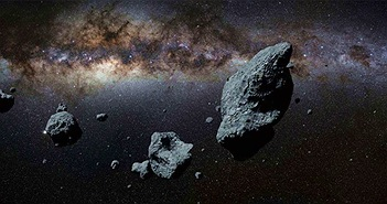 """Hệ Mặt trời có thể từng """"cướp"""" 19 tiểu hành tinh"""