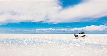 Những điều ít người biết về cánh đồng muối nổi tiếng nhất thế giới